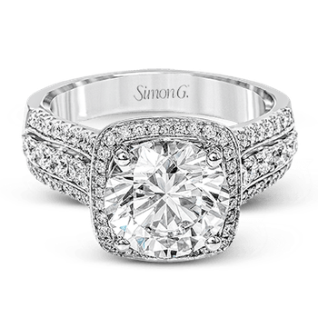 MR2614 ENGAGEMENT RING