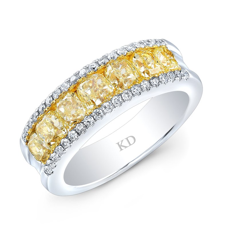 Kattan Diamonds & Jewelry LRF05951YD