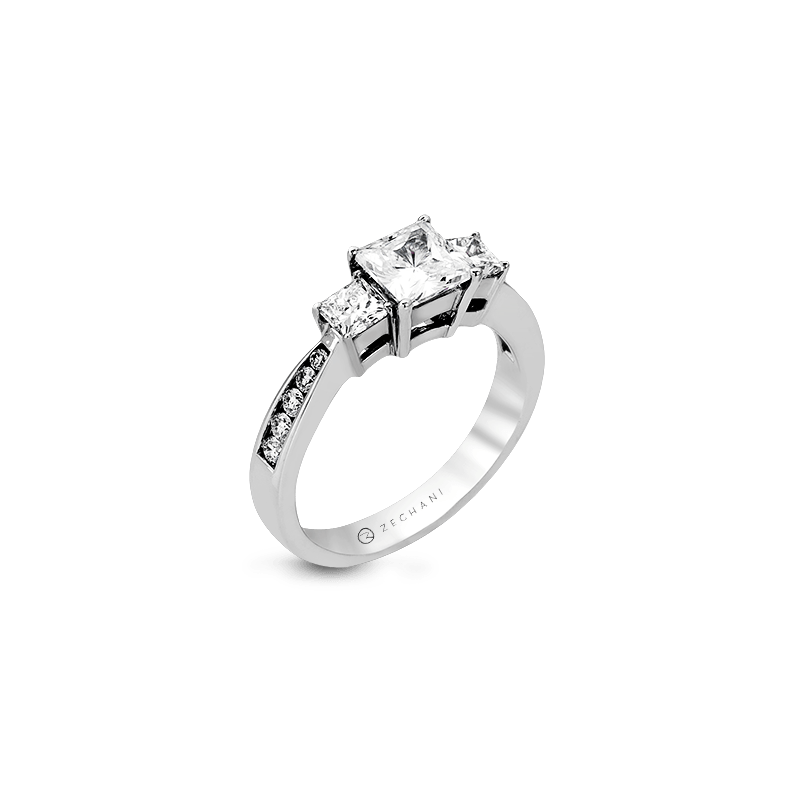 Zeghani ZR404 ENGAGEMENT RING