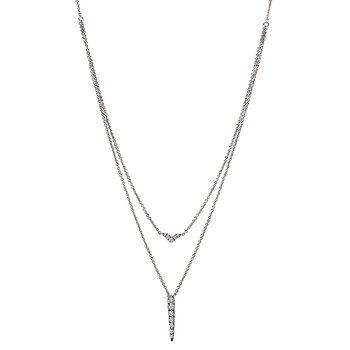 Diamond Fashion Necklace