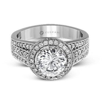 ZR1156 ENGAGEMENT RING
