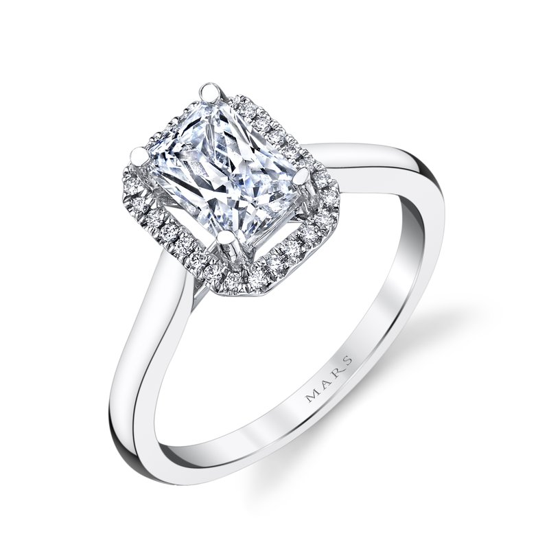 MARS Jewelry - Engagement Ring 26498