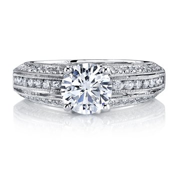 Engagement Ring - 25738