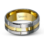 Simon G LG114 MEN RING