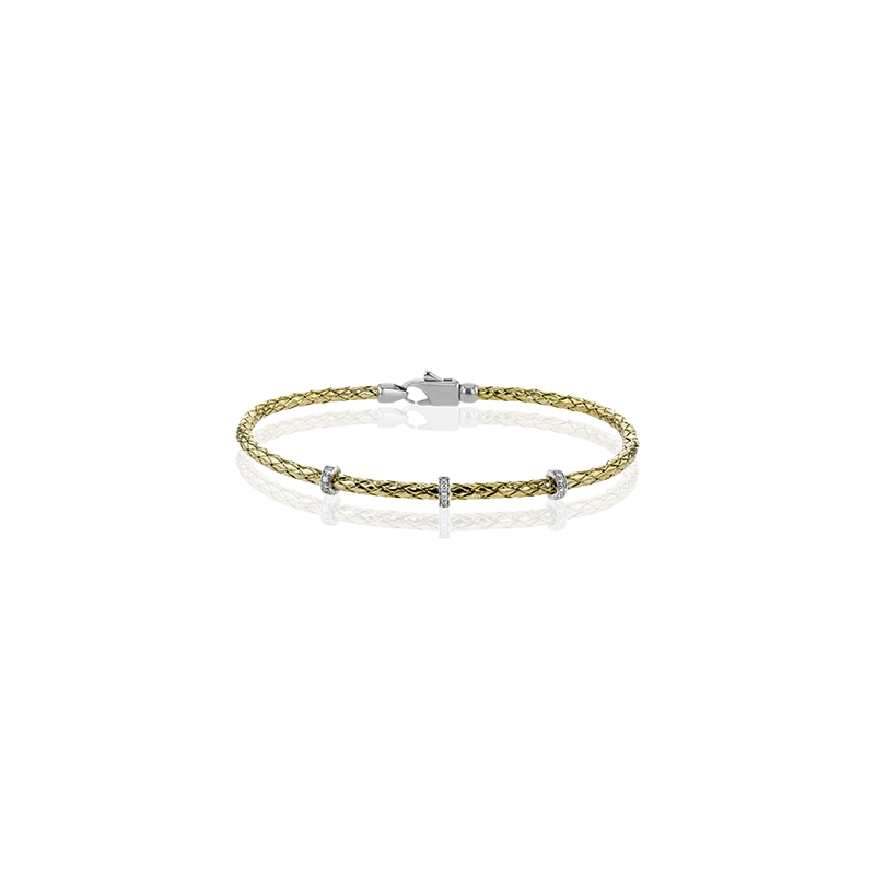 Simon G LB2214-Y BANGLE