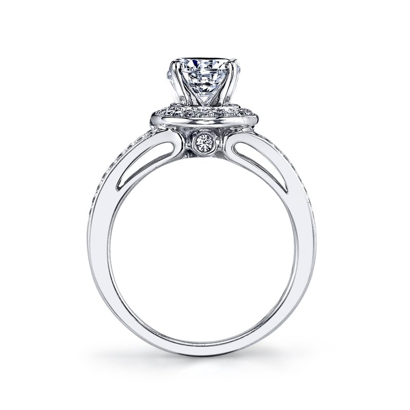 MARS Jewelry - Engagement Ring 25219