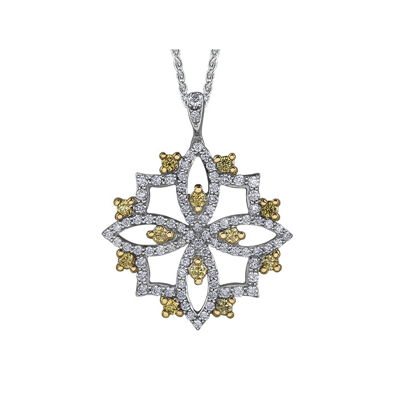 Maple Leaf Diamonds Maple Leaf Diamonds™ Pendant