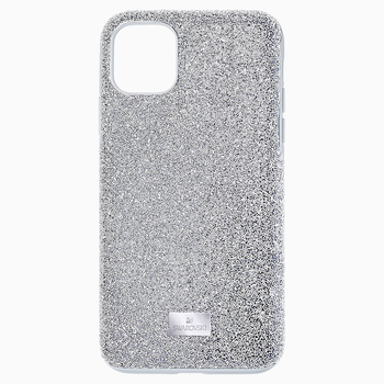 High Smartphone Case, iPhone® 11 Pro Max, Silver tone