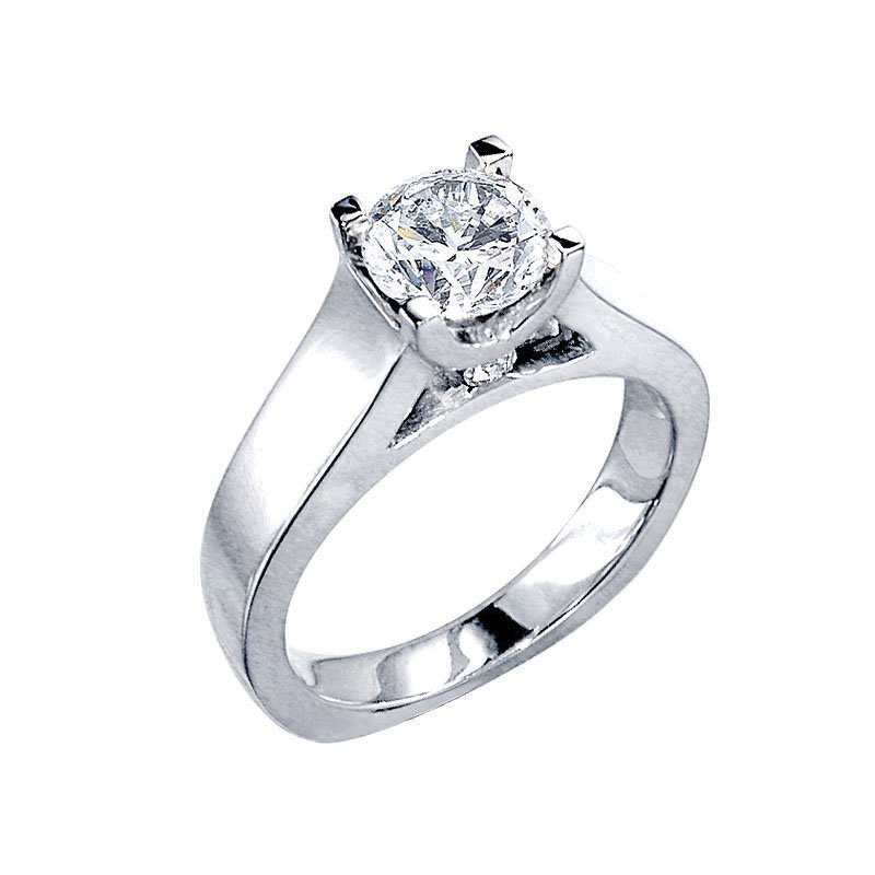 Love Story Solitaire Engagement Ring by Love Story