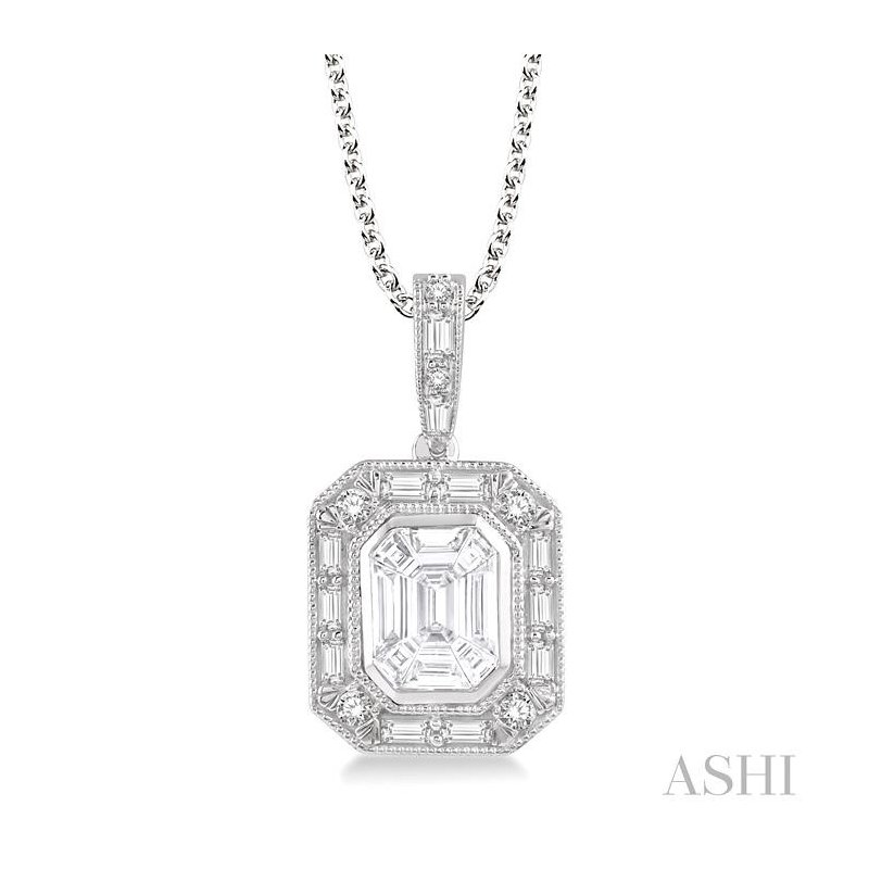 Barclay's Signature Collection FUSION DIAMONDS PENDANT