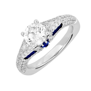 Bridal Ring-RE13336W10R