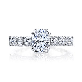 MARS Jewelry - Engagement Ring 26254