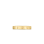 Roberto Coin 18Kt Gold Pois Moi Band Ring