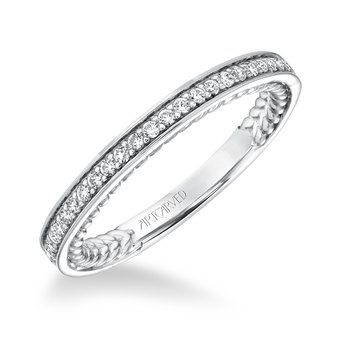 ArtCarved Keira Wedding Band