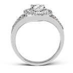 Zeghani ZR1193 ENGAGEMENT RING
