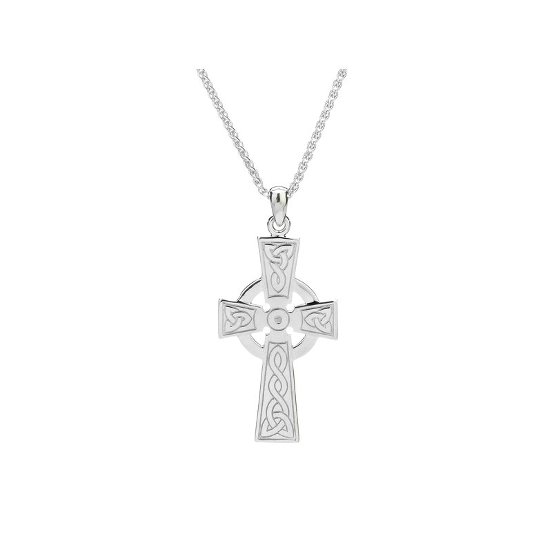 Keith Jack Celtic Cross Pendant Largle