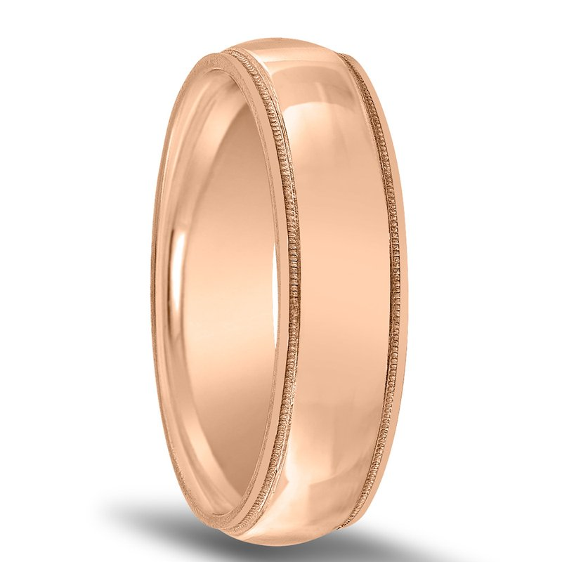 Novell Trending Men's Wedding Band N00050 by Novell