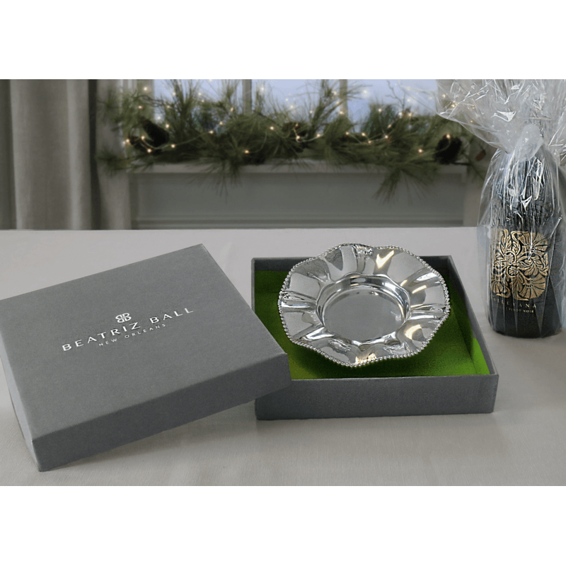 Beatriz Ball Pearl denisse wine coaster