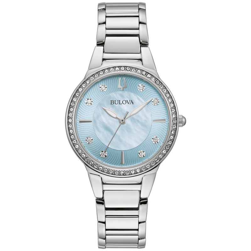 Bulova Ladies' Crystal Accent Bracelet Watch