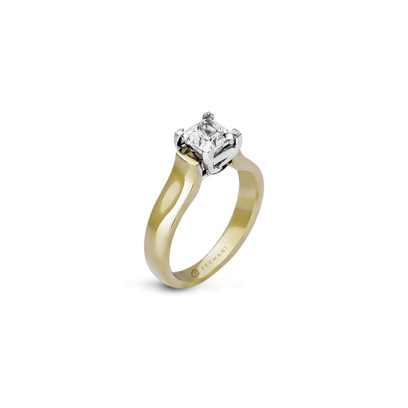 Zeghani ZR413 ENGAGEMENT RING