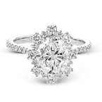 Simon G LR2847 ENGAGEMENT RING