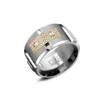 Carlex Generation 2 Ladies Fashion Ring WB-9800YW-S6