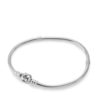 Sterling Silver Barrel Clasp