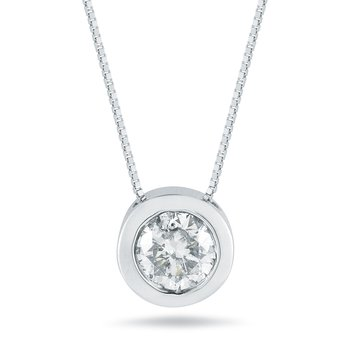 1 1/2ct Diamond Pendant
