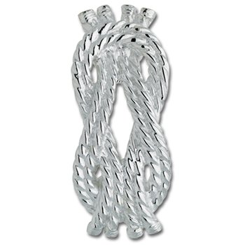 SB5707-B_ROPE KNOT CLASP