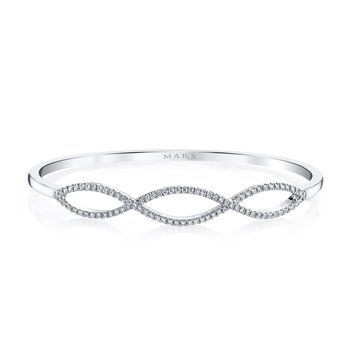 MARS 26553 Fashion Bracelet, 0.54 Ctw.