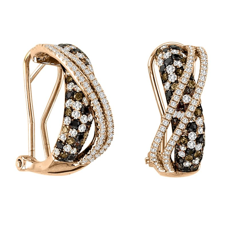 hawthorne jewelry asher jewelry co er28589 dbldbr