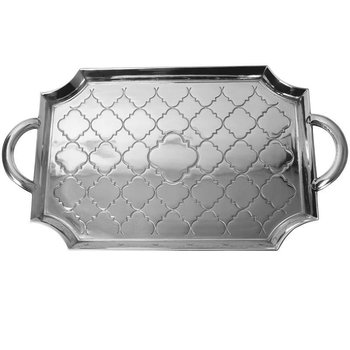 "Large Casablanca Serving Tray, 23 1/4"" x 13"""