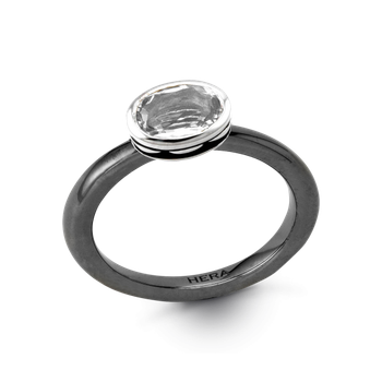 Cocktail Stax Martini Ring