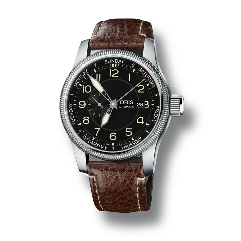 Oris Oris Big Crown Small Second, Pointer Day
