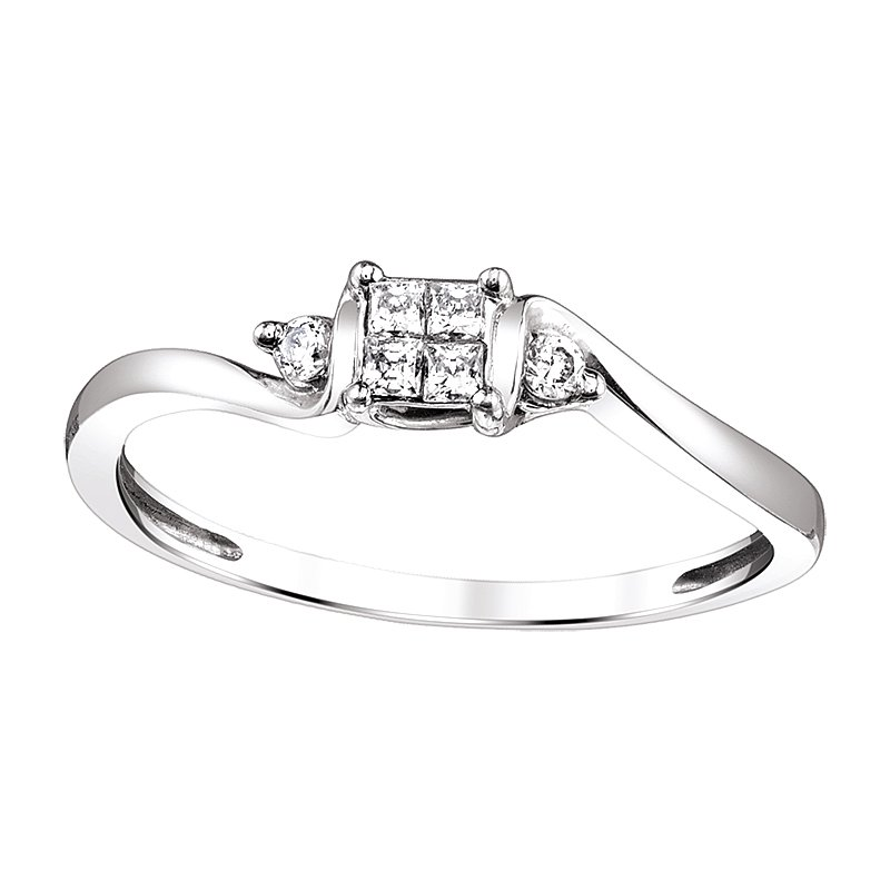 Beautiful Promise Ring