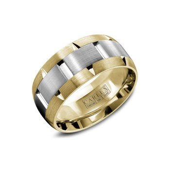 Carlex Generation 1 Mens Ring WB-9463WY