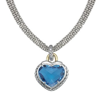 Traversa Heart Pendant