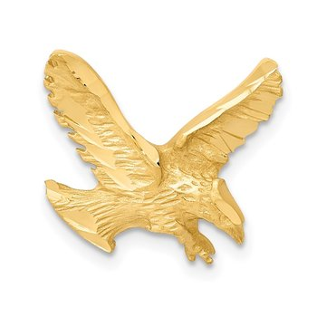 14k Eagle Chain Slide