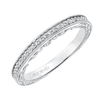 ArtCarved Rowan Wedding Band