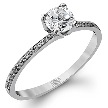 ZR105 ENGAGEMENT RING