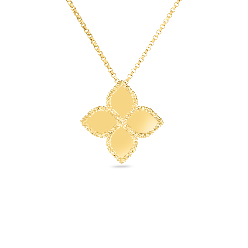 Roberto Coin 18KT GOLD LARGE PENDANT