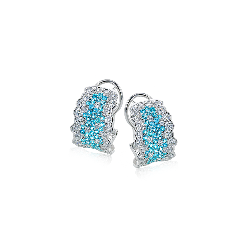 Simon G LE4572 COLOR EARRING