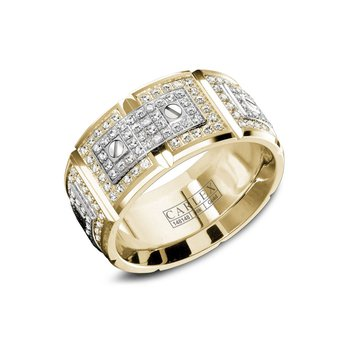 Carlex Generation 2 Mens Ring WB-9797WY