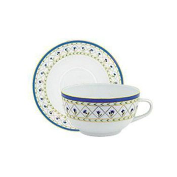Tea Cup (Round Shape)