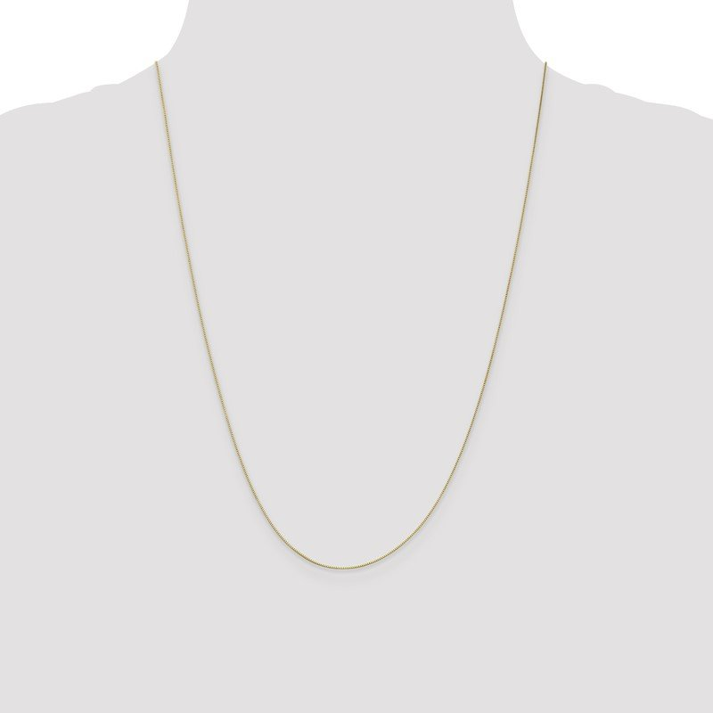 Quality Gold 10k .5mm Box Chain