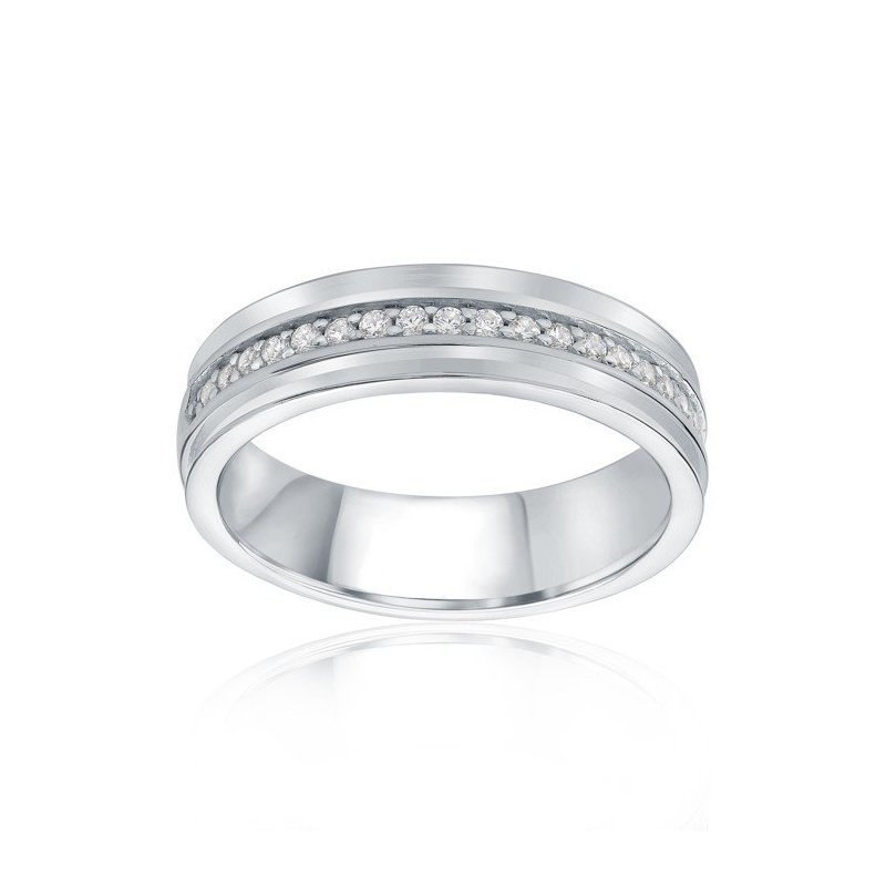 LARUS Jewelry Simple Band Ring