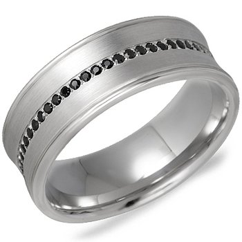 CrownRing Men's Wedding Band WB-9615