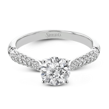 TR798 ENGAGEMENT RING