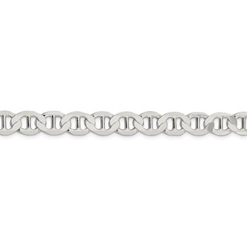 Sterling Silver 8.9mm Flat Anchor Chain