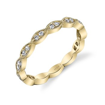 MARS Jewelry - Wedding Band 27220B